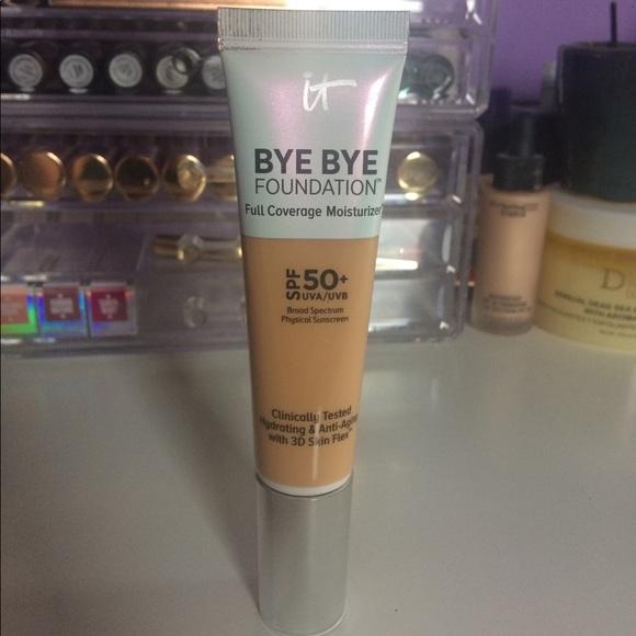 Bye Bye Foundation Full Coverage Moisturizer SPF 50+ by IT Cosmetics #19